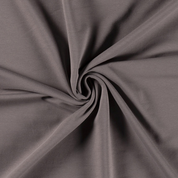 French Terry Organic Taupe